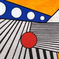 Calderesque; Calder My Way Art Prints & Posters by Stephen Twite