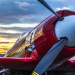 """""""Sea Fury 232 Reno Air Races"""" by markeloperphotography"""