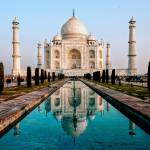 """Beautiful TAJ Mahal"" by amira"