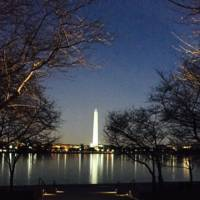 Monument DC Night