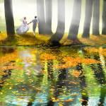 """Runaway Bride"" by zenin"