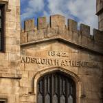 """Wadsworth Athenium"" by WilshireImages"