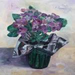 """Hydrangeas #1"" by letspainttv"