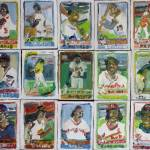 """My baseball card collection"" by letspainttv"