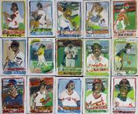 My baseball card collection