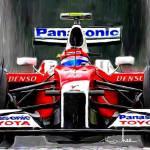 """Formula One"" by ArtbySachse"