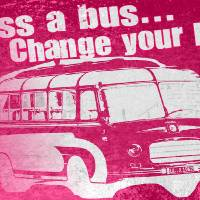 Miss a bus... Art Prints & Posters by Kyle Ferguson