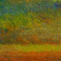 Abstract Landscape Series - Golden Dawn