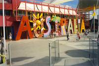 Australia exhibit at Expo '88, Brisbane