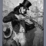 """Violinist And Composer Paganini"" by WilshireImages"
