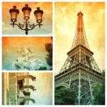 """Drama of Paris Collage"" by Groecar"