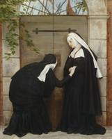 nuns under threat - .eugene-de-blaas