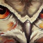 """""""Owl"""" by LizMoran"""