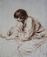 Royal-Guercino-St-John-the-Evangelist-c1630