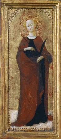 Saint Apollonia, ca. 1435