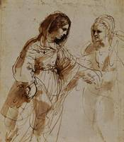 Royal-Guercino-Visitation-c1632A