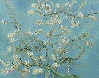 Van Gogh's work Almond Blossom reflected his inter