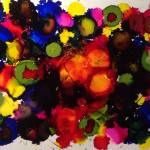 """Playing with colour"" by anneberrysmith"
