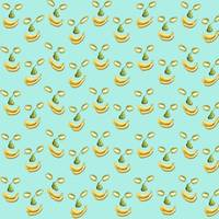 Happy fruity smile wallpaper