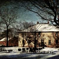The Bevier House Art Prints & Posters by Pamela Phelps