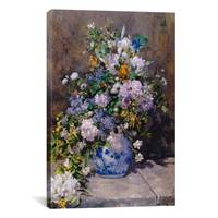 Spring Bouque (grande Vaso Di Fiori) by Auguste Re