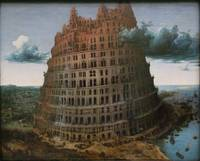 The Construction of the Tower of Babel (The  littl