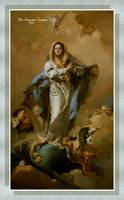 The Immaculate Conception 1733 by Tiepolo