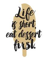 Life-Short-Ice-Cream