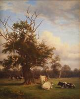 THOMAS BAKER OF LEAMINGTON 1809-1864 The Ancient O