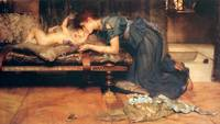 An_Earthly_Paradise by Sir Lawrence Alma-Tadema