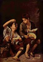 Bartolomé_Esteban_Perez_Murillo_begger boy eating