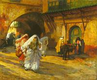 Bridgman_Frederick_Arthur_In_the_Souk