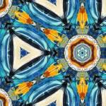 """Portofino Fancy Majolica Tile Pattern Decor"" by GinetteCallaway"