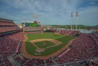 Cincinnati Reds Great American Ballpark _DSC8610