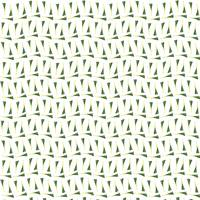 Leek pattern wallpaper
