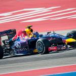 """Daniel Ricciardo at Circuit of the Americas"" by dawilson"