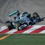 """Lewis Hamilton, Mercedes-AMG-Petronas"" by dawilson"