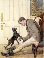 Briton Riviere - Jilted