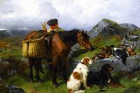 John Sargeant Noble - The Young Gamekeeper