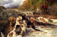 John Sargeant Noble - The Otter Hunt