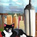 """""""C for Cat - Alphabet City"""" by artchiz"""