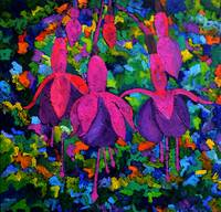 fuschia flowers 88