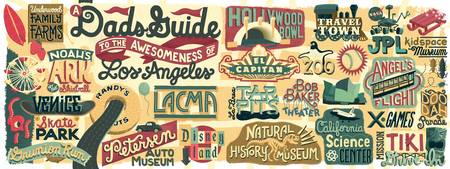 A Dads Guide to Los Angeles by Dave Douglass