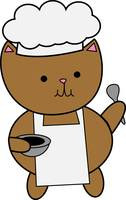 Chef Cat Kitty