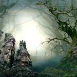 """Blair Witch Woods Trio"" by zenin"