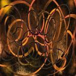 """FlameArtorange1"" by peggygarr"