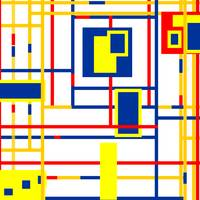 Mondrian Color Teraphy