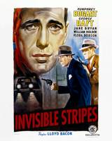 Invisible Stripes Movie Poster Bogart, Raft
