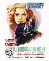All Through the Night Movie Poster - Humphrey Boga