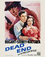Dead End Movie Poster - Borgart, Sidney